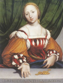 Lais_of_Corinth,_by_Hans_Holbein_the_Younger