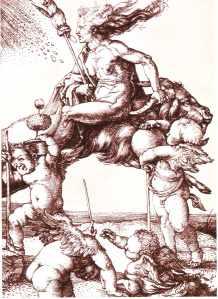 Dürer_-_Hexensabbat
