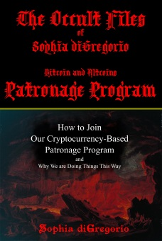 The Occult Files of Sophia diGregorio - Free ebook!